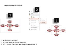 54839783 Style Essentials 1 Our Team 4 Piece Powerpoint Presentation Diagram Infographic Slide