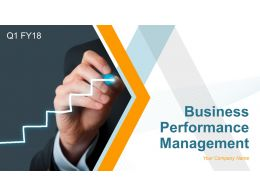 Business Performance Management Powerpoint Presentation Slides