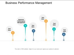 Business Performance Management Ppt Powerpoint Presentation File Background Images Cpb