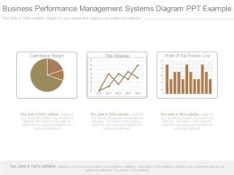 Business Performance Management Systems Diagram Ppt Example