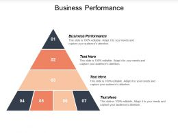 Business Performance Ppt Powerpoint Presentation Icon Gridlines Cpb