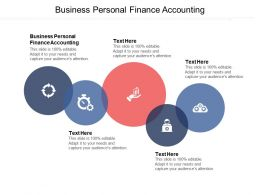 Business Personal Finance Accounting Ppt Powerpoint Presentation File Portfolio Cpb