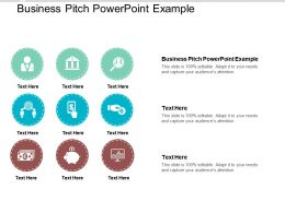 Business Pitch Powerpoint Example Ppt Powerpoint Presentation Professional Show Cpb