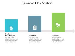 Business Plan Analysis Ppt Powerpoint Presentation Introduction Cpb