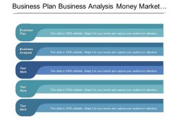Business Plan Business Analysis Money Market Corporate Sponsorship Cpb