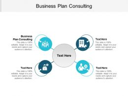 Business Plan Consulting Ppt Powerpoint Presentation File Pictures Cpb