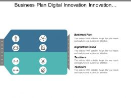 Business Plan Digital Innovation Innovation Management Metadata Management Cpb