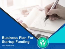 Business Plan For Startup Funding Powerpoint Presentation Slides