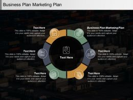 Business Plan Marketing Plan Ppt Powerpoint Presentation Infographic Template Example File Cpb