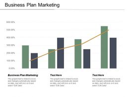 Business Plan Marketing Ppt Powerpoint Presentation Infographic Template Files Cpb