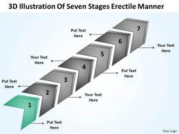 business_plan_outline_3d_illustration_of_seven_stages_erectile_manner_powerpoint_slides_0522_Slide02