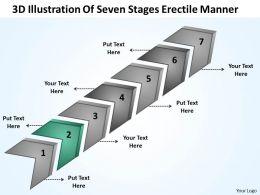 business_plan_outline_3d_illustration_of_seven_stages_erectile_manner_powerpoint_slides_0522_Slide03