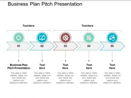 Business Plan Pitch Presentation Ppt Powerpoint Presentation Inspiration Design Templates Cpb