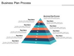 Business Plan Process Ppt Powerpoint Presentation File Inspiration Cpb