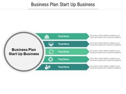 Business Plan Start Up Business Ppt Powerpoint Presentation Model Picture Cpb
