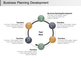 Business Planning Development Ppt Powerpoint Presentation Infographic Template Icon Cpb