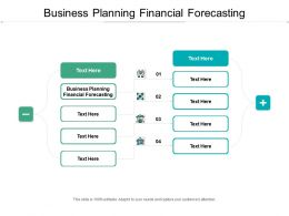 Business Planning Financial Forecasting Ppt Powerpoint Presentation Gallery Pictures Cpb