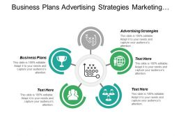 Business Plans Advertising Strategies Marketing Promotion Project Management Cpb