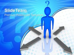 Business Powerpoint Examples Templates 3d Person With Arrows Ppt Process