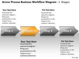 Business powerpoint templates arrow process workflow diagram 4 businesspowerpointtemplatesarrowprocessworkflowdiagram4stagessalespptslidesslide03 toneelgroepblik Choice Image