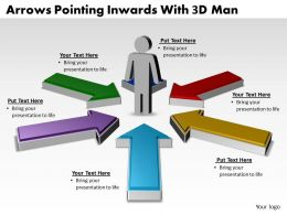 Business PowerPoint Templates Arrows 6