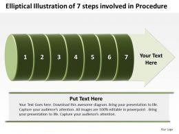 business_powerpoint_templates_elliptical_illustration_of_7_steps_involved_procedure_sales_ppt_slides_Slide01