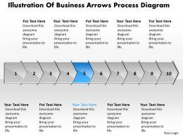 business_powerpoint_templates_illustration_of_arrows_process_diagram_sales_ppt_slides_10_stages_Slide06
