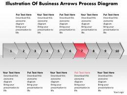 business_powerpoint_templates_illustration_of_arrows_process_diagram_sales_ppt_slides_10_stages_Slide08