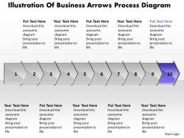 business_powerpoint_templates_illustration_of_arrows_process_diagram_sales_ppt_slides_10_stages_Slide11