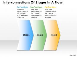 Business PowerPoint Templates interconnections of state diagram ppt flow Sales Slides