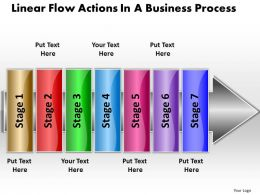 business_powerpoint_templates_linear_flow_actions_process_sales_ppt_slides_Slide01