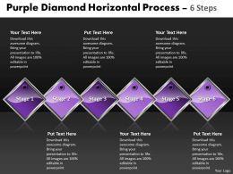 business_powerpoint_templates_purple_diamond_horizontal_process_6_steps_sales_ppt_slides_Slide01