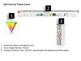 Business PowerPoint Templates pyramid diagram design Sales PPT Slides