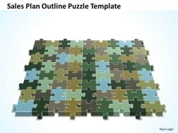 business_powerpoint_templates_sales_plan_outline_puzzle_ppt_slides_Slide01