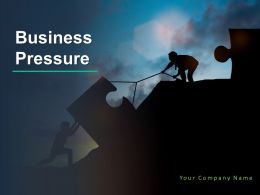 Business Pressure Market Technology Societal Responsibility Innovations
