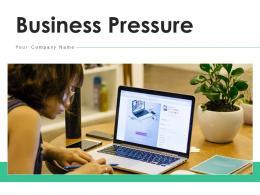 Business Pressure Organizational Development Problem Solving Skills