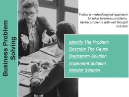 Business Problem Solving Powerpoint Guide