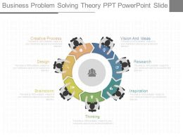 Business Problem Solving Theory Ppt Powerpoint Slide