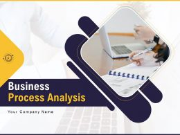Business Process Analysis Powerpoint Presentation Slides
