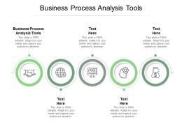 Business Process Analysis Tools Ppt Powerpoint Presentation Slides Grid Cpb