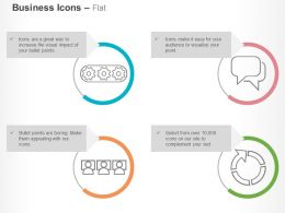 Business Process Communication Team Training Ppt Icons Graphics