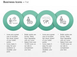 Business Process Control Global Communication Business Deal Ppt Icons Graphics
