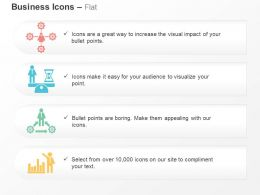 Business Process Control Time Balance Growth Analysis Ppt Icons Graphics
