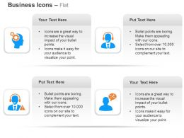 Business Process Customer Service Communication Ppt Icons Graphics