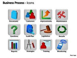 Business Process Design Powerpoint Presentation Slides
