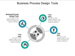 Business Process Design Tools Ppt Powerpoint Presentation Slides Brochure Cpb