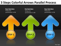 business_process_diagram_arrows_parallel_powerpoint_templates_ppt_backgrounds_for_slides_Slide01
