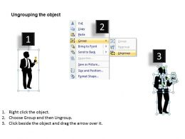 Business Process Diagram Examples Find The Key Of Solution Powerpoint Slides 0515