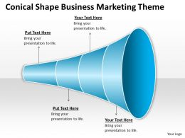 Business Process Diagram Vision Marketing Theme Powerpoint Templates Ppt Backgrounds For Slides 0523