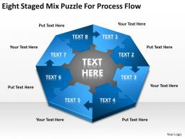Business Process Diagrams Examples For Flow Powerpoint Templates PPT Backgrounds Slides 0515